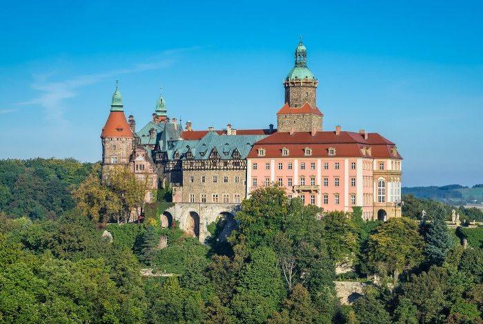 Интересные места в Польше