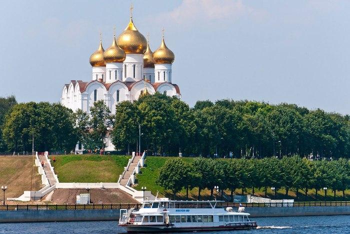 Теплоходный круиз из Москвы по Золотому кольцу