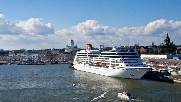 Морские круизы из Санкт-Петербурга