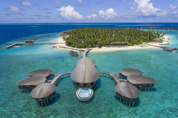 Преимущества отдыха на Мальдивах