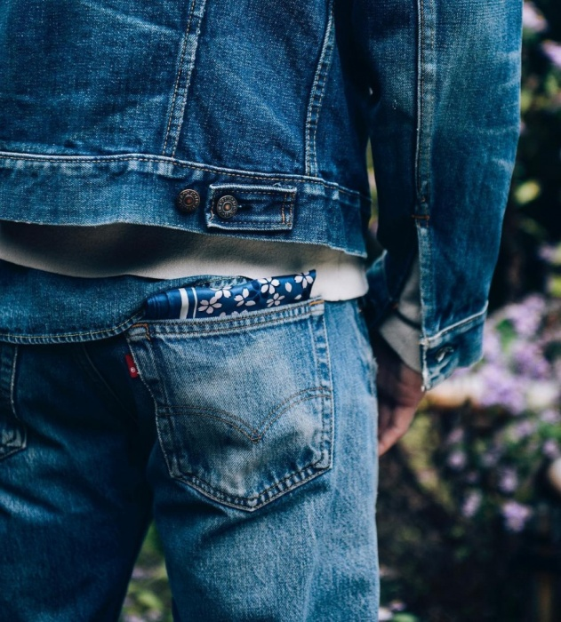 Как создаются джинсы?