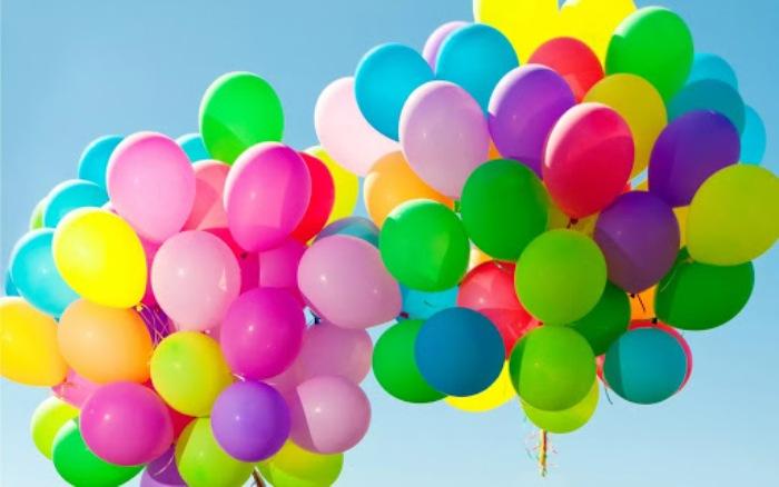 Букет из шаров: прекрасный подарок для девушки